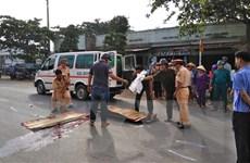Tiền Giang: Tự ngã xuống đường, một người đàn ông tử vong tại chỗ