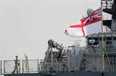 Phép thử cho mối quan hệ của Anh với Trung Quốc và Đông Nam Á
