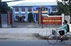 Kỷ luật Phó Bí thư Đảng ủy Khối các cơ quan tỉnh Quảng Nam