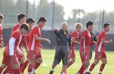 """Tuyển Việt Nam trong guồng đua """"vé vớt"""" khốc liệt tại Asian Cup"""