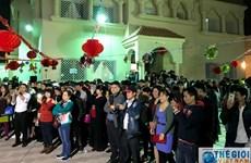Người Việt Nam tại Saudi Arabia vui đón Xuân Kỷ Hợi 2019