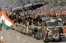 Ấn Độ đặt mục tiêu xuất khẩu quốc phòng trị giá gần 1,5 tỷ USD