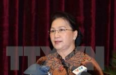 Chủ tịch Quốc hội dự tổng kết công tác kiểm tra, giám sát của Đảng