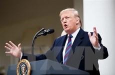 Tổng thống Mỹ tuyên bố về việc đọc thông điệp liên bang