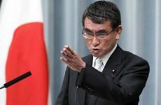 Nhật Bản công bố chính sách ngoại giao thời gian tới