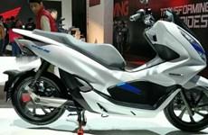 Honda thử nghiệm xe máy điện PCX Electric tại Philippines