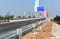 Khánh thành cầu Tân An kết nối thông suốt tuyến tỉnh lộ 952