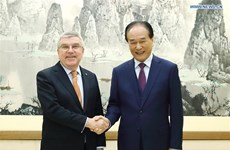 IOC công nhận Tân Hoa xã là cơ quan thông tấn quốc tế