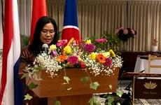 Đại sứ quán Việt Nam tại Hà Lan tổ chức gặp gỡ bạn bè quốc tế