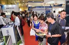 """Nhiều sản phẩm công nghệ mới """"hiện diện"""" tại Vietnam Expo 2019"""