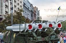 Ukraine lên kế hoạch tiến hành tập trận tên lửa ngay sát Crimea