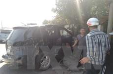 Vụ tai nạn giao thông tại Thanh Hóa: Các nạn nhân qua cơn nguy kịch