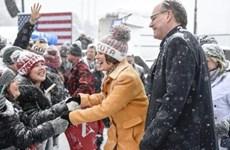 Mỹ: Thêm một nữ nghị sỹ đảng Dân chủ tham gia cuộc đua vào Nhà Trắng