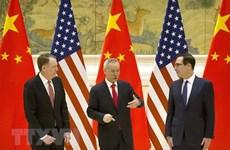 Sự kiện quốc tế nổi bật tuần qua: Đàm phán thương mại Mỹ-Trung