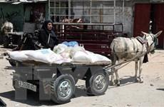 Israel cắt giảm 138 triệu USD tiền thuế thu hộ Palestine
