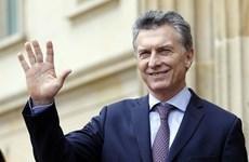 Tổng thống Cộng hòa Argentina bắt đầu thăm cấp Nhà nước tới Việt Nam