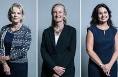 3 nghị sỹ Anh rời bỏ Đảng Bảo thủ cầm quyền liên quan Brexit