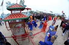 Lễ hội Cầu ngư - nét văn hóa đặc trưng của cư dân vùng biển