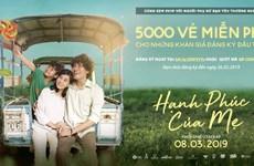 Phát miễn phí 5000 vé xem phim 'Hạnh phúc của mẹ' dịp 8/3