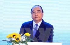 Thủ tướng dự lễ khánh thành nhà máy nước thảo dược Núi Tiên