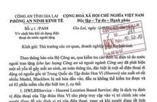 Gia Lai: Điều tra làm rõ vụ giả mạo văn bản của cơ quan công an