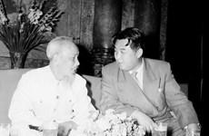 Hình ảnh Thủ tướng Kim Nhật Thành thăm hữu nghị Việt Nam năm 1958