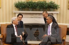 Quan hệ Việt Nam-Hoa Kỳ: Từ cựu thù tới đối tác toàn diện
