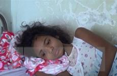 Bình Phước: 3 bé gái thương vong nghi ngộ độc sau khi ăn bưởi