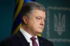 Tổng thống Ukraine khẳng định quân đội đủ năng lực phòng thủ đất nước