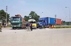 Khởi tố lái xe trong vụ tai nạn làm 2 người chết tại Đại lộ Thăng Long