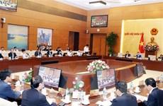 Chuẩn bị Phiên họp thứ 32 của Ủy ban Thường vụ Quốc hội