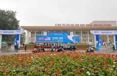 Báo chí quốc tế đánh giá cao hạ tầng phục vụ Hội nghị Mỹ Triều