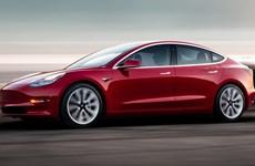 Tesla sẵn sàng mở bán trực tuyến toàn cầu dòng xe điện Model 3