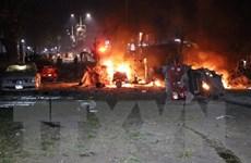 Đấu súng dữ dội sau vụ đánh bom xe tại thủ đô của Somalia