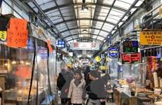 Hàn Quốc: Thu nhập bình quân đầu người lần đầu tiên vượt 30.000 USD