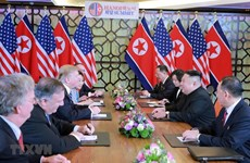 Đặc phái viên Mỹ báo cáo trước Quốc hội về kết quả Hội nghị Mỹ-Triều