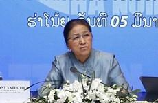 Chủ tịch Quốc hội Lào tham quan mô hình kinh tế tập đoàn tại Việt Nam