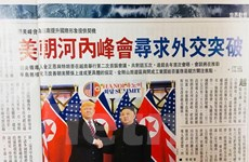 Báo Hong Kong: 'Việt Nam là tâm điểm của toàn cầu'