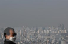 Hàn Quốc thực hiện nhiều biện pháp đồng bộ giảm bụi mịn
