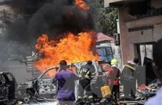 Đánh bom xe tại thủ đô Somalia làm hàng chục người thương vong