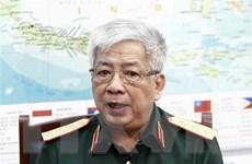 Thượng tướng Nguyễn Chí Vịnh tiếp Giám đốc USAID Việt Nam