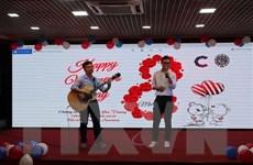 Ấm áp chương trình giao lưu 'Kết nối yêu thương' tại Moskva