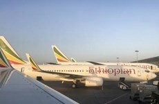 Ethiopia ngừng hoạt động của phi đội Boeing 737 MAX 8