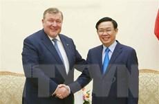 Việt Nam sẽ làm tròn trách nhiệm và là thành viên tích cực của IIB
