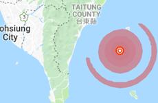 Động đất 5,2 độ ở Tây Nam Nhật Bản, không có cảnh báo sóng thần