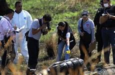 Mexico phát hiện 19 thi thể đang phân hủy tại một kênh thoát nước