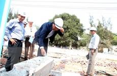 Làm rõ nguyên nhân vụ sập tường làm 6 người chết tại Vĩnh Long