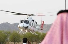Saudi Arabia triển khai dịch vụ bay bằng trực thăng thu hút du khách