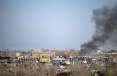 Syria: Nhiều dân thường thiệt mạng sau cuộc không kích của liên quân