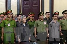 Y án sơ thẩm 5 bị cáo thuộc tổ chức 'Liên minh dân tộc Việt Nam'
